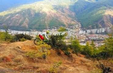 Ride Bhutan