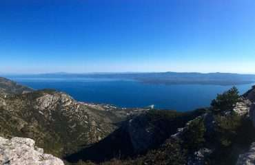 Brac Panorama, Croatia