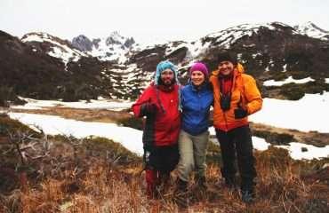 Trekking Chile