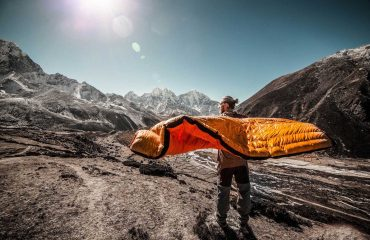Trekking to K2 Base Camp