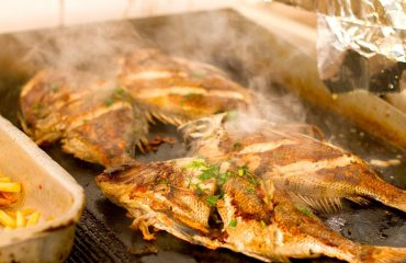 Fresh Grilled Fish
