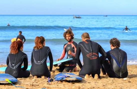 ISA Surf Instructor Course