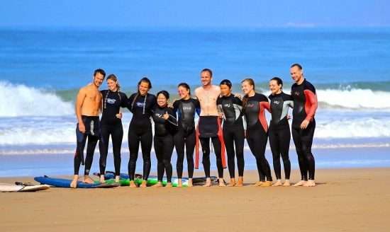 Surf School Morocco