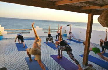 Yoga and Surf Morocco