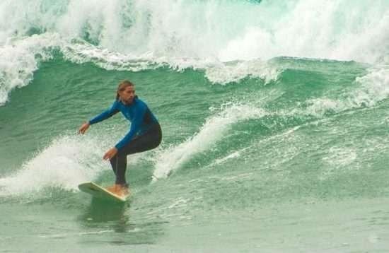 Surf Mimizan Plage