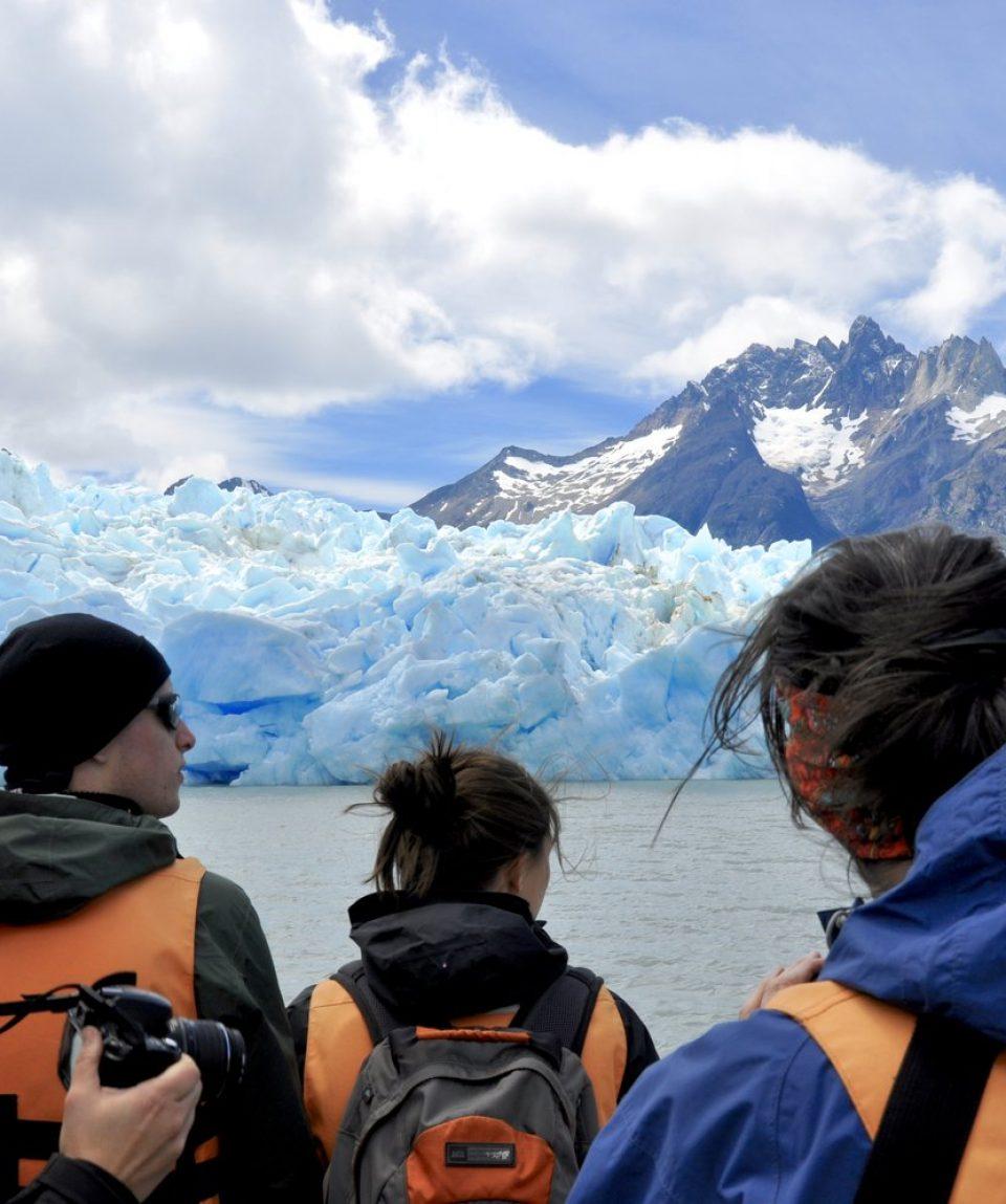 Explore Glaciers