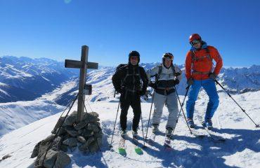 Learn Ski Touring