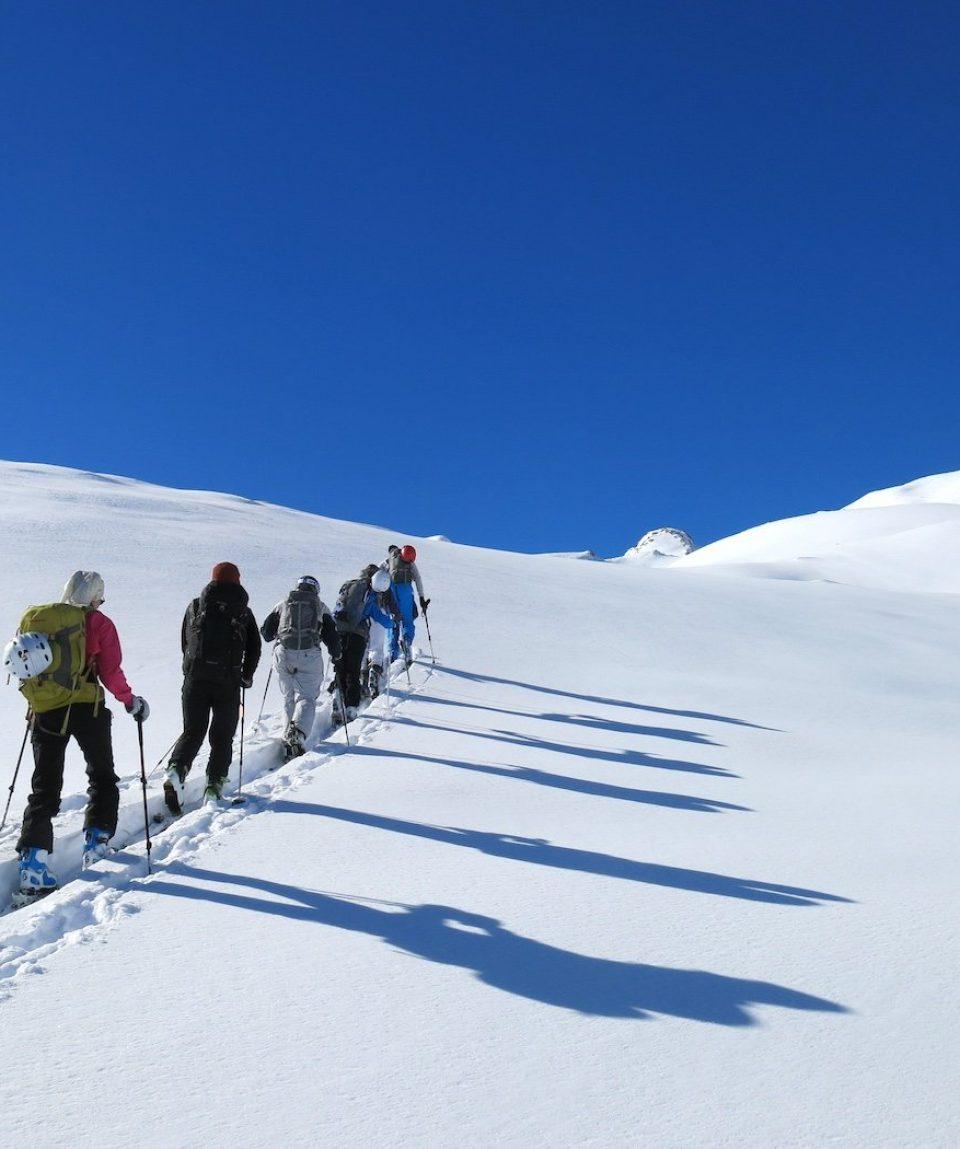 Ski Touring Andermatt