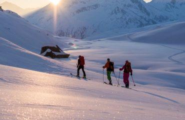 Ski Touring Course