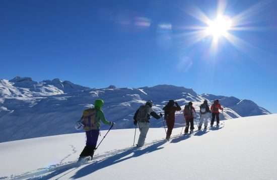 Ski Touring Course Switzerland