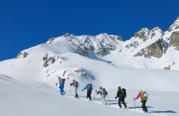 Ski Touring Switzerland