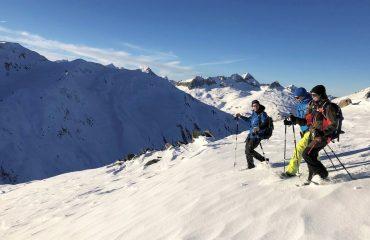 Alpine Snowshoe Tour