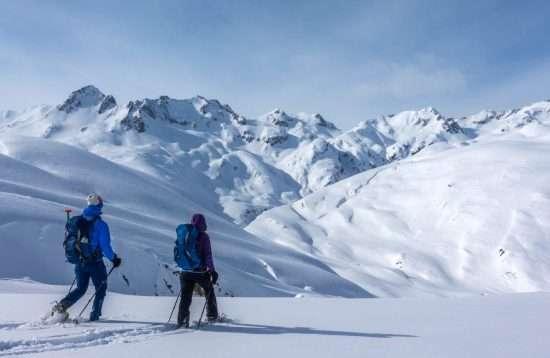 Snowshoe Course