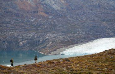 Hiking Greenland