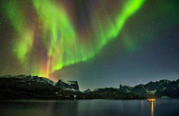 Northern Lights in Scoresby Sund