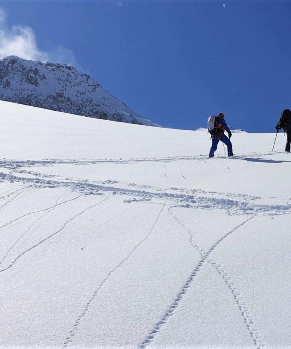 Rotondo Ski Tour
