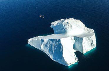 Sailing Around Icebergs