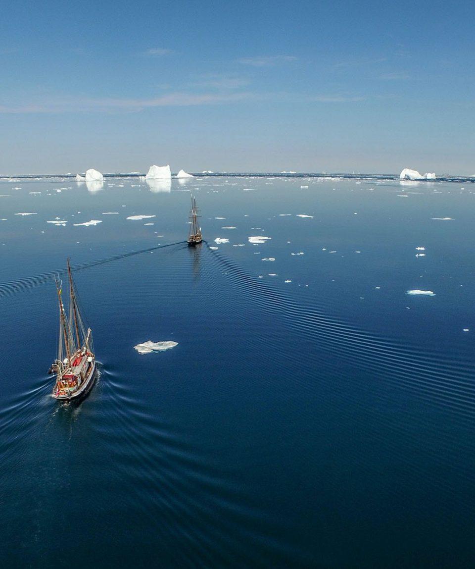 Scoresby Sailing