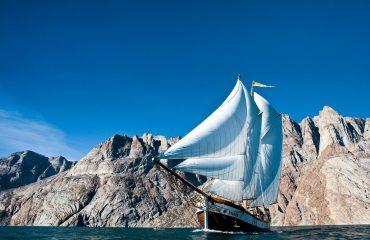 Under Full Sails