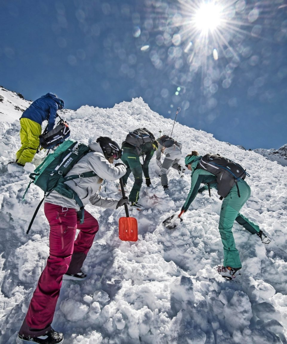 Andermatt Alpine Safety Course