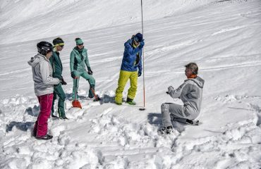 Andermatt Avalanche Training