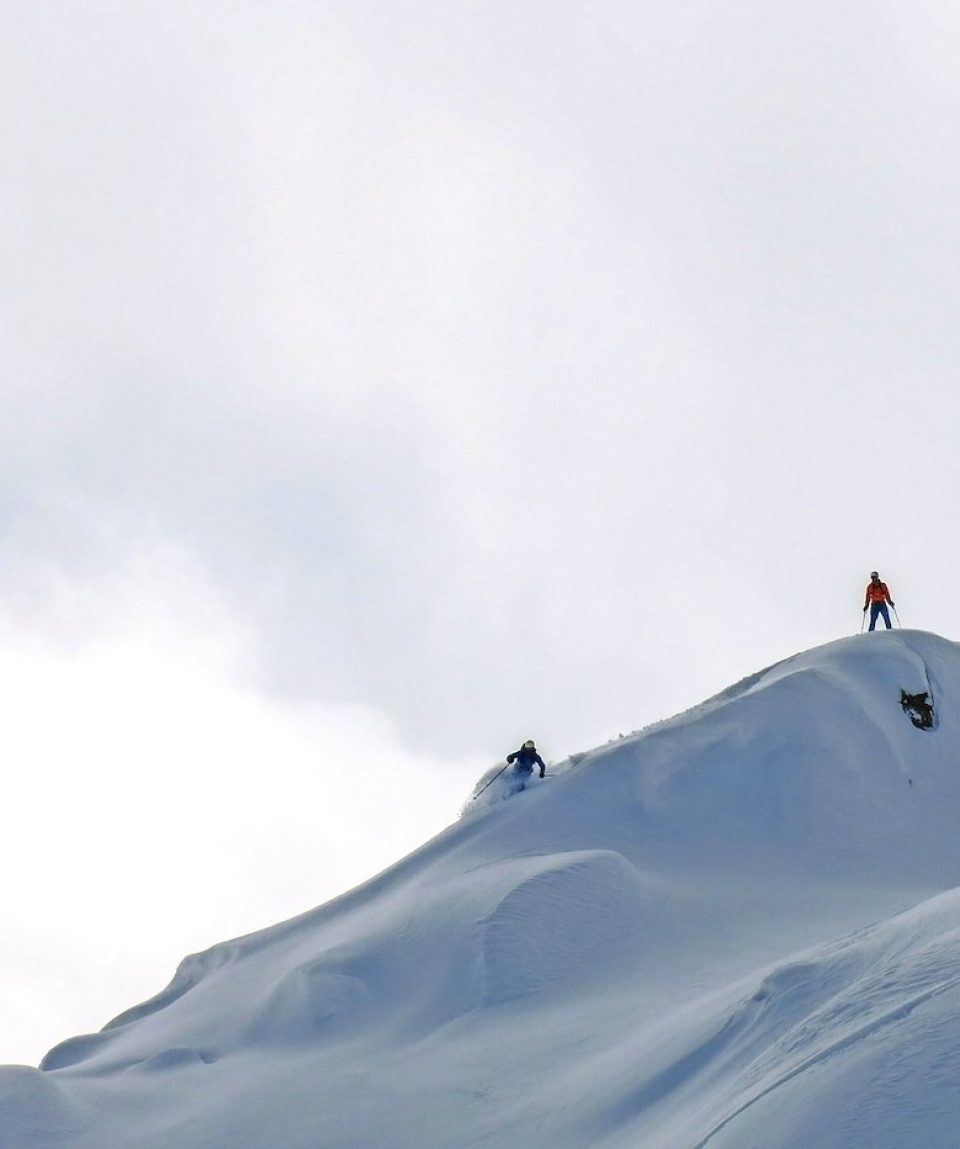 Guided Freeride Tour