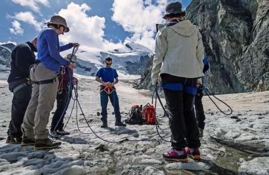 Learn Mountaineering