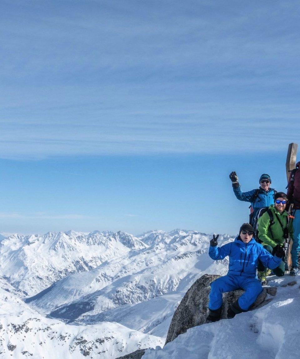 3 Day Ski Tour