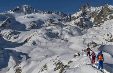 Andermatt Ski Tour