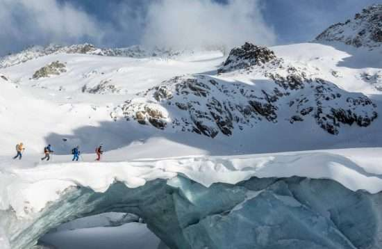 Ski Tour Andermatt