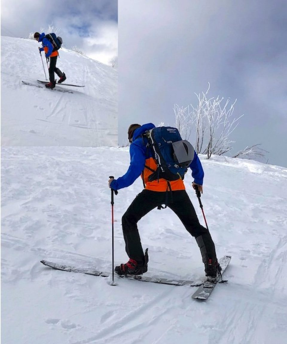 Ski Touring Technique