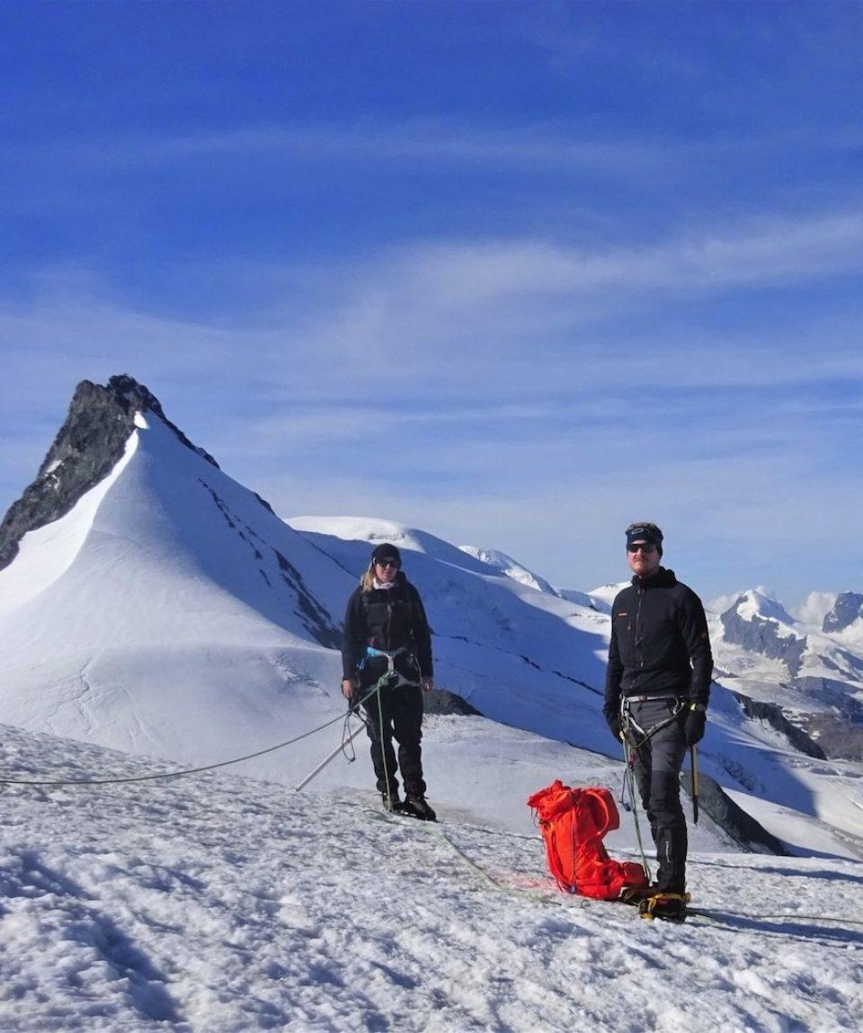Alps Climb