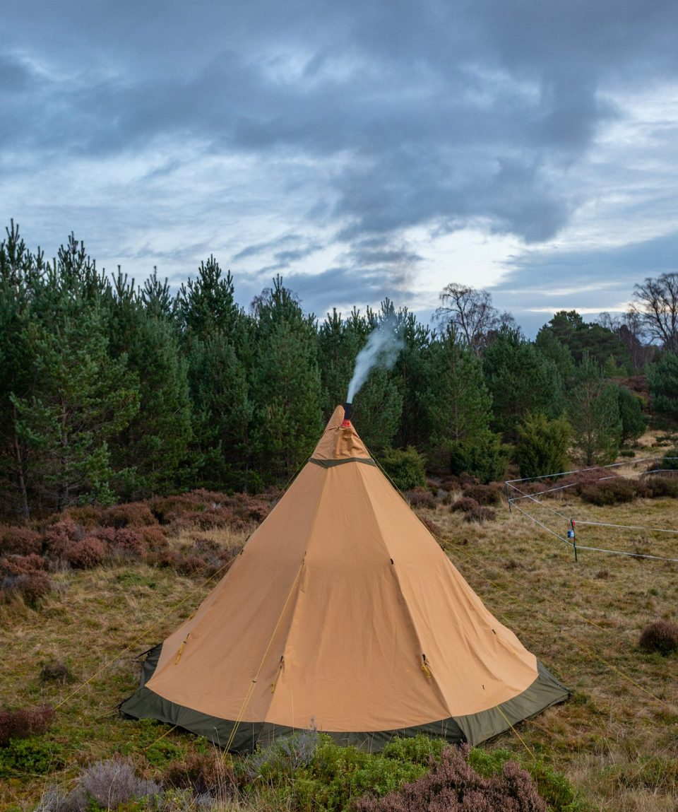 Cairngorms Camping