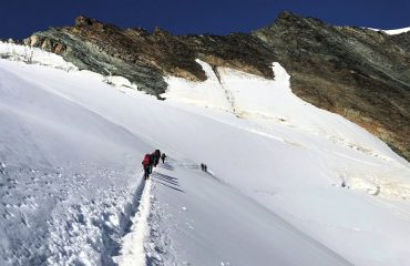 Guided Alpine Tour