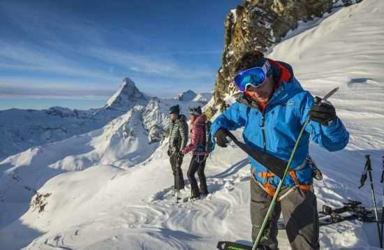 Beginner Ski Touring Course